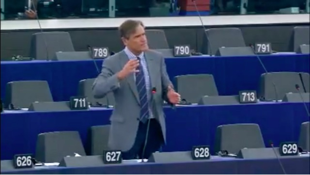 Political opponents imprisoned by the Government? Fake News and lies, live in the European Parliament.